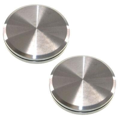 GAGGENAU Genuine Oven Cooker Point & Twist Knob Grill Hob Switch Dial Silver x 2 segunda mano  Embacar hacia Argentina