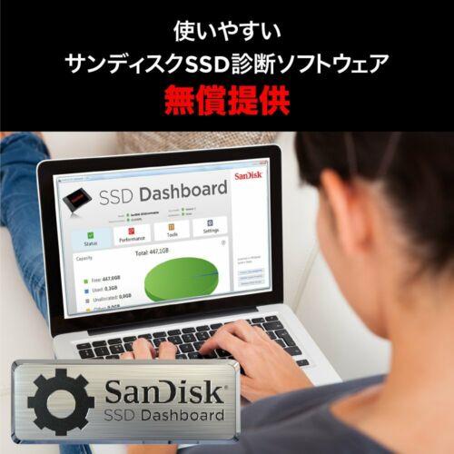 SanDisk Ultra 3D NAND 500GB Internal SSD-SATA III 6 Gb/s 2.5 3