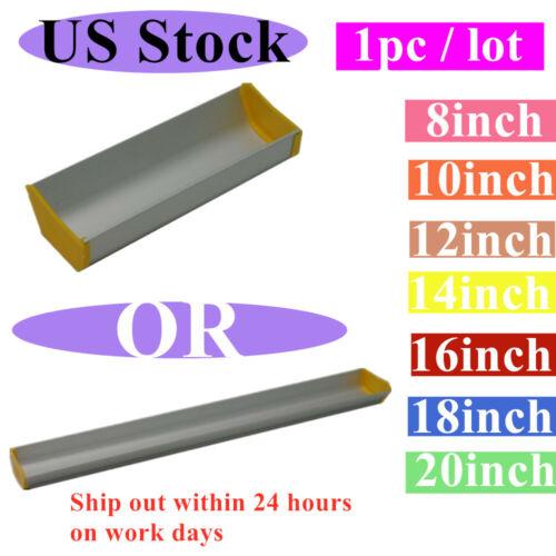 US Stock Emulsion Scoop Coater Silk Screen Printing Aluminum Coating Tool