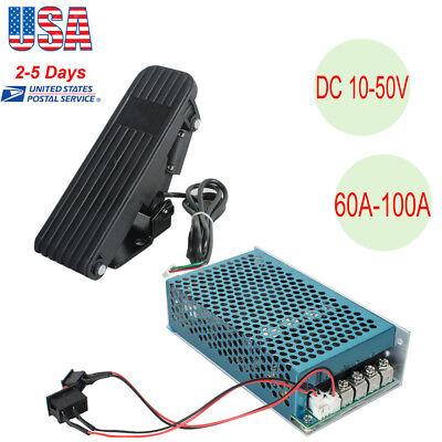 Reversible Dc Speed Controller Motor Driver Controller 12v 24v 36v 48v 50v Pwm