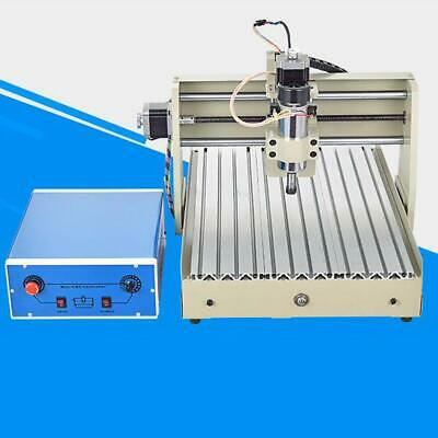 Cnc 3040 3 Axis Router Engraving Machine For Advertising Design Woodworking Er11
