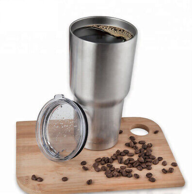 US 30oz Vacuum Coffee Cup Stainless Steel Insulated Insulati