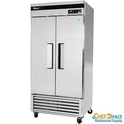 Turbo Air Tsf-35sd-n Super Deluxe 39 Double Door Reach-in Freezer