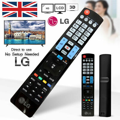 For LG TV Remote Control For All 2000-2019 YEARS LG 3D LCD LED Smart HD UK