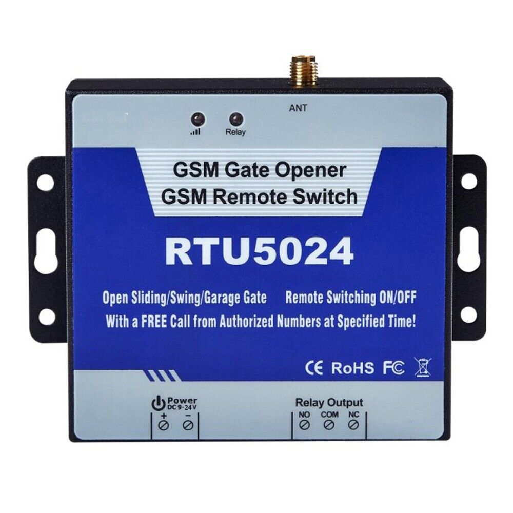 RTU5024 GSM 3G 4G Gate Opener | in Richmond, London | Gumtree