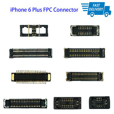 2X iPhone 6 PLUS FPC connector (Front Camera, Back Camera Battery, Dock,LCD,DIG) - Lcd Dig Camera