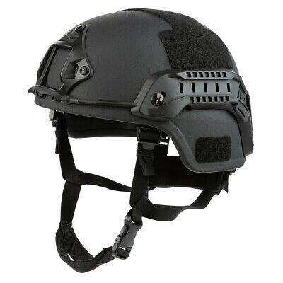 Tactical Aramid Ballistic MICH Helmet NIJ IIIA Advanced Combat Bulletproof Armor