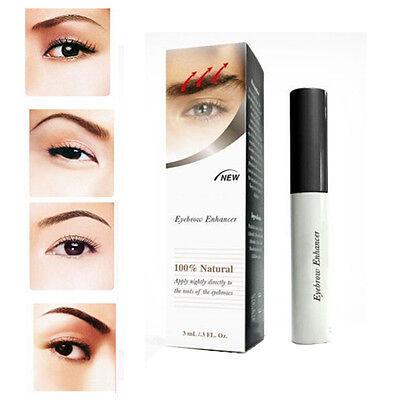 New Eyebrow Enhancer Rapid Growth Serum Liquid 100% ORIGINAL 3ML Eyebrows