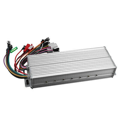 Electric E-bike Scooter Brushless Dc Motor Speed Controller 48-72v 1500w Us