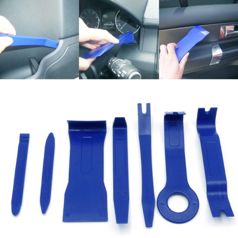 7Pcs Car Dash Trim Door Panel Audio Stereo GPS Install /& Removal Open Tools WZ