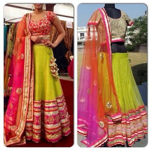 Brand New Designer Lahenga Set