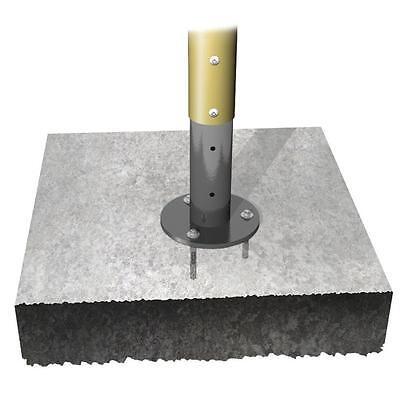 Stainless Steel Commercial Slide Mountain Playground Equipment Anchor Bolt Kit