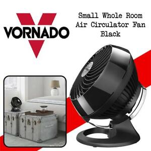 Vornado CR1-0253-06 460 Small Whole Room Air Circulator Fan Black