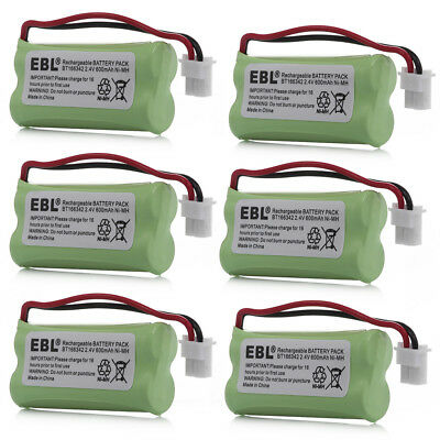 Cordless Home Phone Battery For AT&T VTech BT166342 BT266342 BT183342 BT283342 ()