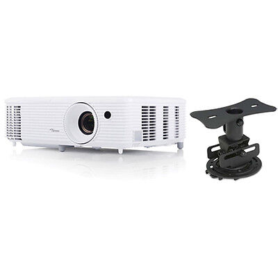 Optoma HD27 1080p 3D Home Theater Projector w/ Mustang Bundle
