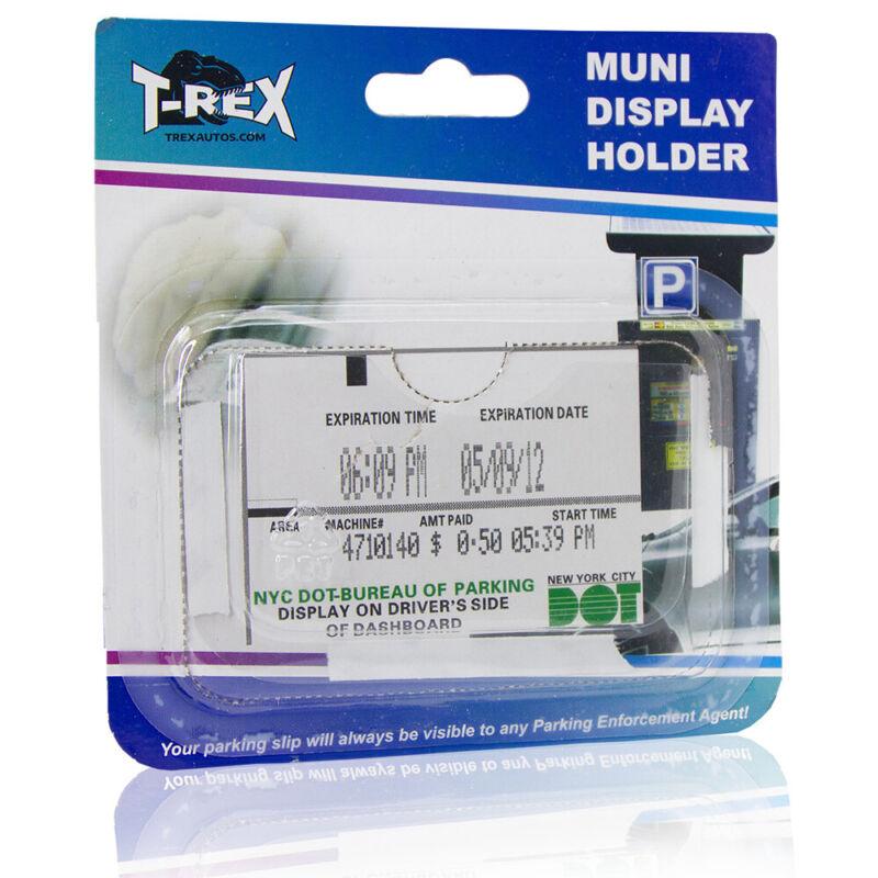 T-Rex Parking Ticket Holder Munimeter Ticket Holder