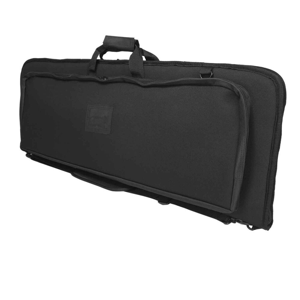"NcStar Vism CVDRC2996B Deluxe Rifle Case 36"" Lockable Padded"