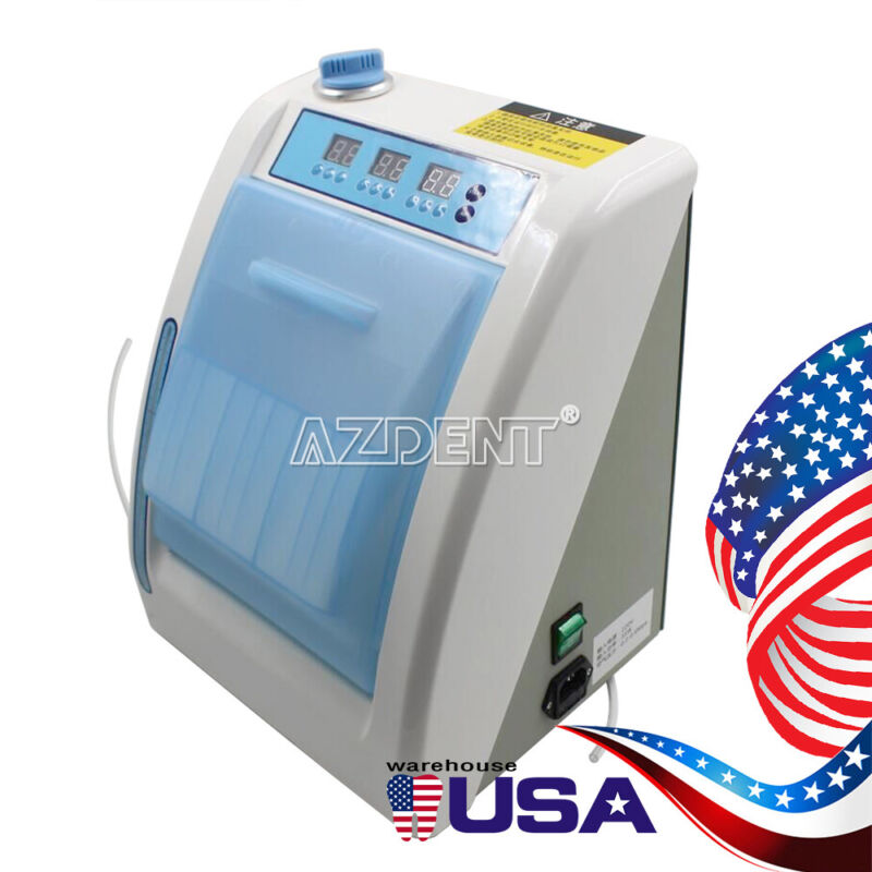 UPS Automatic Handpiece Maintenance Lubrication System Cleaner Oiling Machine