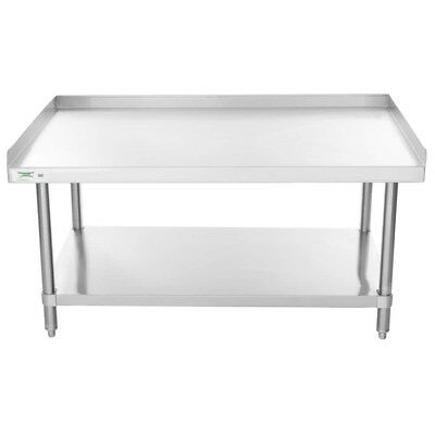 Best New 30x 48 All Stainless Steel Work Prep Table Commercial Equipment Stand