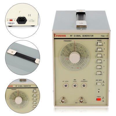 10v High Frequency Signal Generator Rf Raido 100 Khz 150mhz Frequency Top
