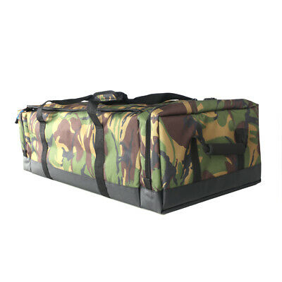 Cult Tackle Deluxe Boat Bag DPM Camo NEW Carp Fishing Bait Boat Bag - CUL01