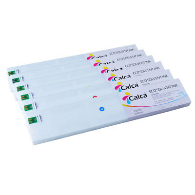 Calca Ink Cartridges Compatible For Roland Eco-sol Max 440ml - Single Color