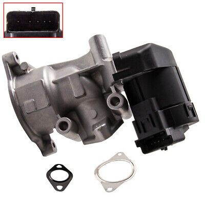 Exhaust GAS AGR EGR VALVE For PEUGEOT 307 CC SW 308 407 508 607 807 2.0 HDI