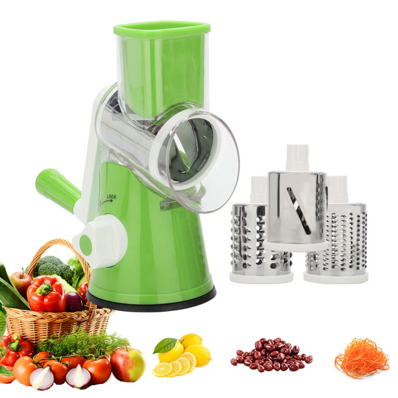 Multifunctional Fruit Shredder