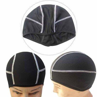 Motorbike Winter Thermal Skull Cap Cycling Bike Under Helmet Hat Ear Warmers YS7