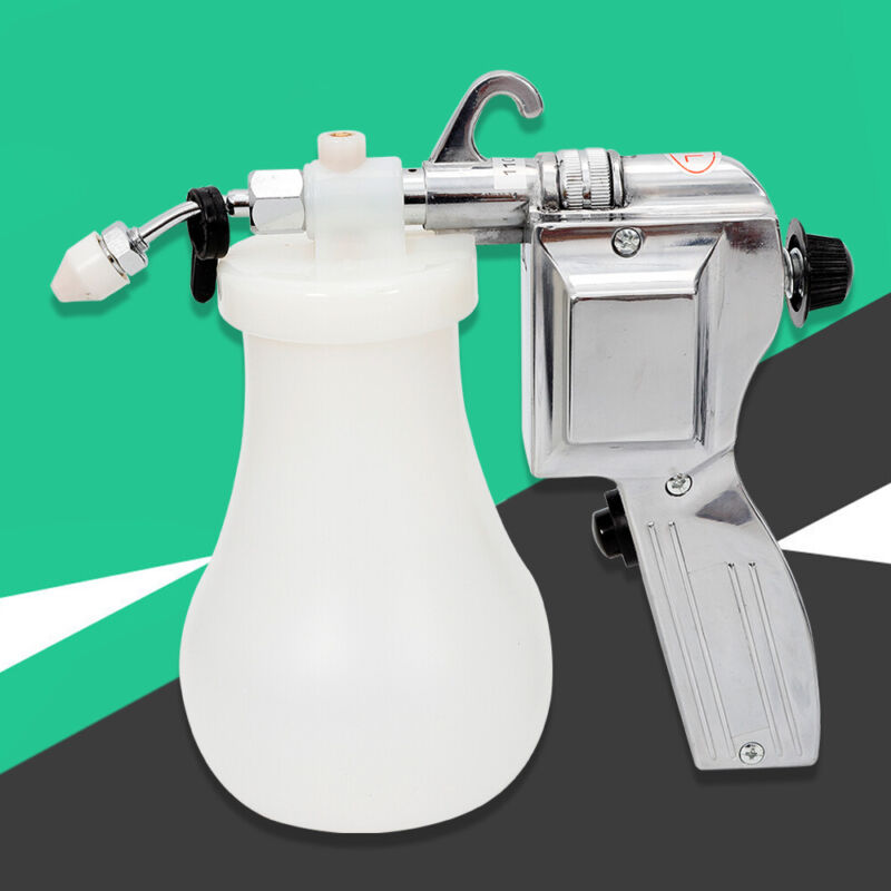 New Textile Spot Cleaning Spray Gun Electric Textile Printing Spot Cleaning 110V