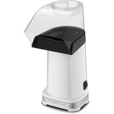 Cuisinart CPM-100W EasyPop Hot Air Popcorn Maker (White)