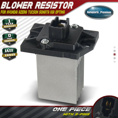 Blower Motor Resistor For Hyundai Azera Genesis Sonata