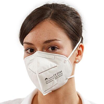 50x FFP2 Maske - Kopfbänder - SPRO GL001A (CE0194 - zertifiziert) EN149 - Klinik