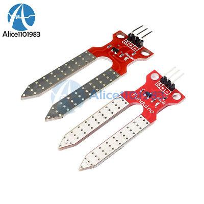 Soil Humidity Sensor Module Hygrometer Detection Module For Arduino Avr 3.3v5v