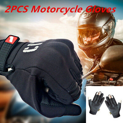 Motorcycle all Season Gloves Full Finger Motorbike Screen Touch Cycling Racing