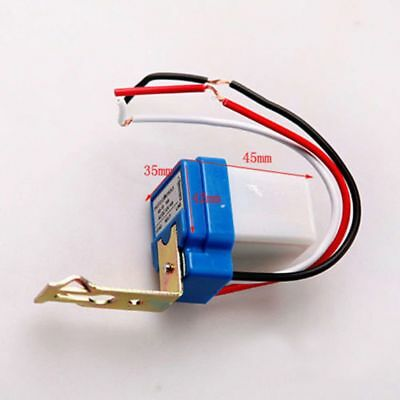 Photoswitch Automatic Ac 220v 10a Photocell Street Light Auto Sensor Switch