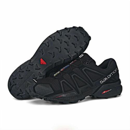 Salomon Speedcross 4 CS Outdoor Sport Shoes Men Breathable