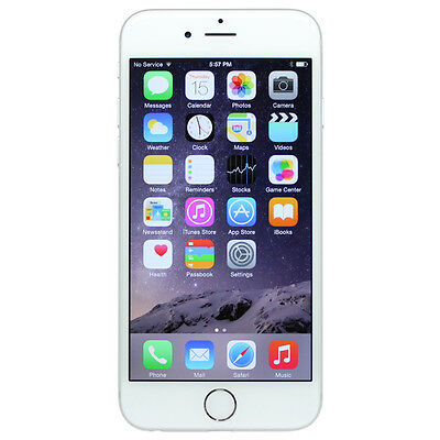 Apple iPhone 6 Plus a1522 64GB Smartphone for AT&T Gold Silver or Gray