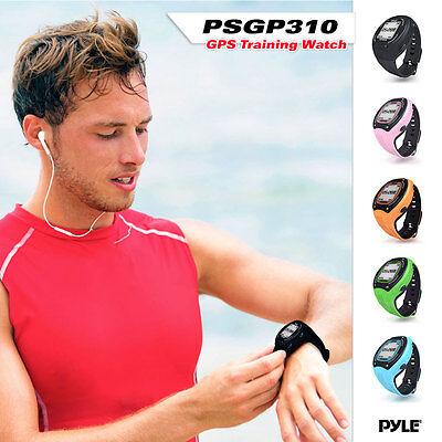 Pyle PSGP310 Multi-Function Digital LED Sports Training Watc