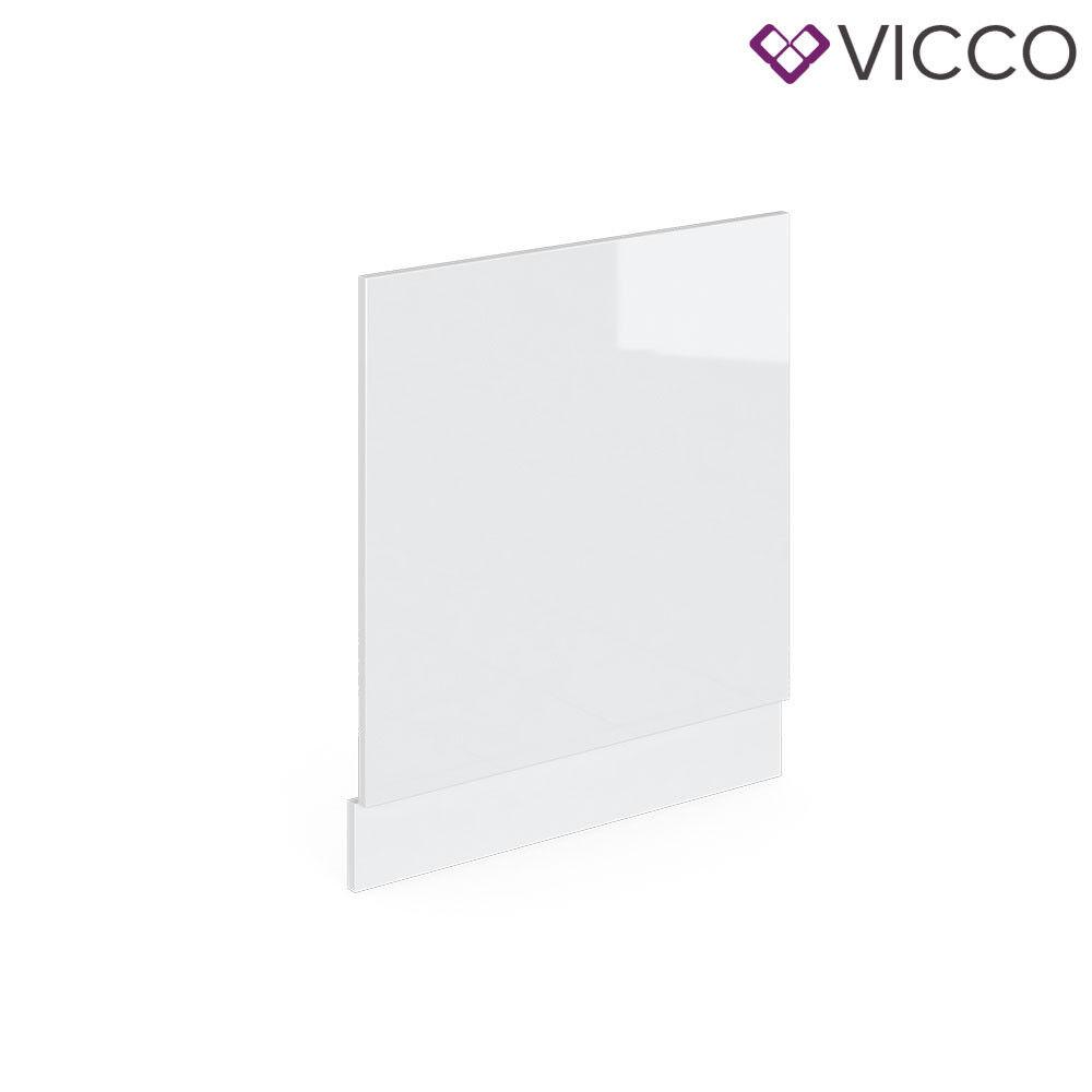 VICCO Küchenschrank Hängeschrank Unterschrank Küchenzeile R-Line Geschirrspülerblende 60 cm weiß