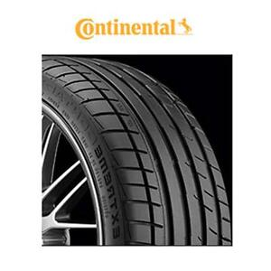 285/40ZR18 NEW Continental ExtremeContact DW - $909 / all tax in