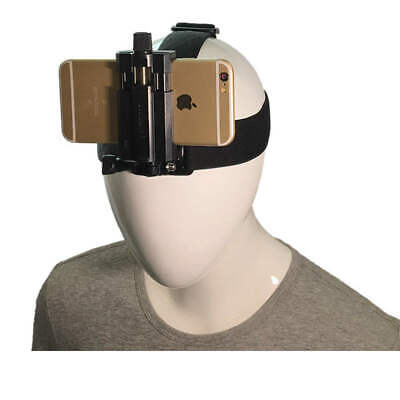 Best Video Live Head Mount Holder Cell Phone