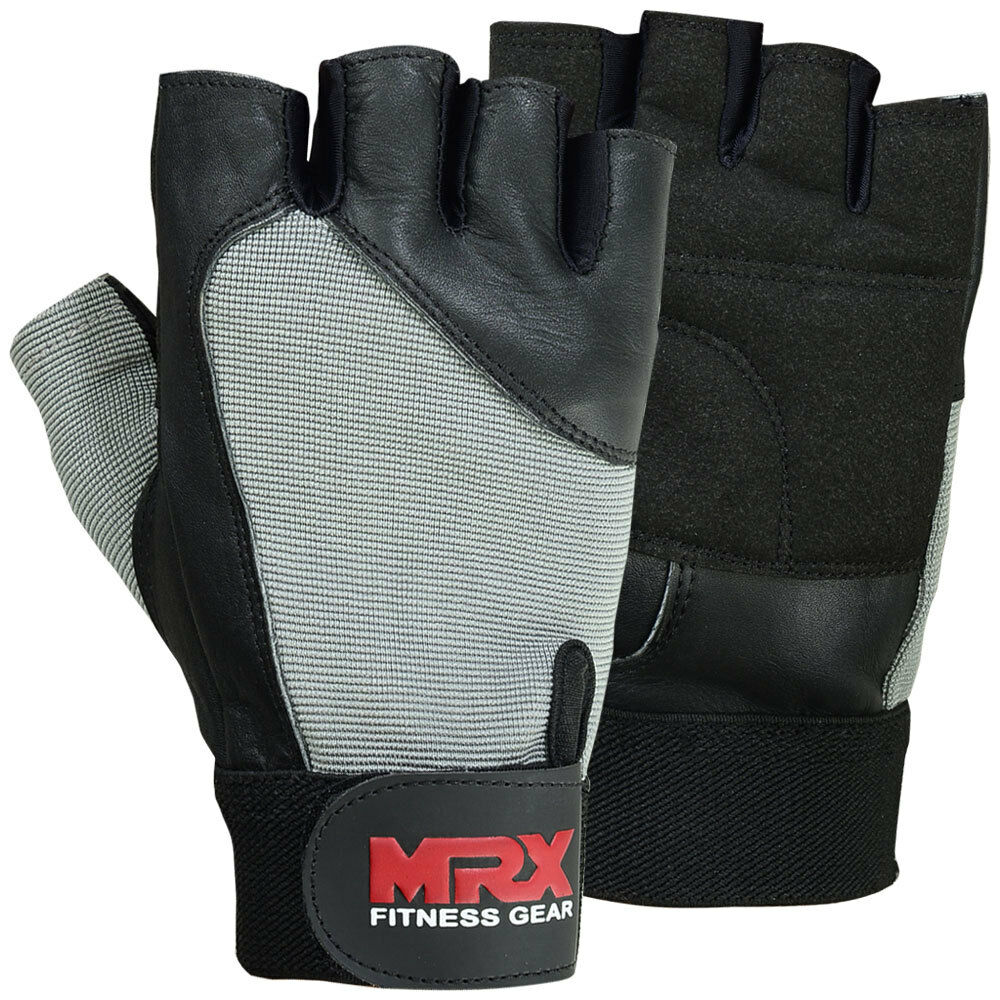 Reebok Strength Training Gloves Weight Lifting Fitness: Men's Weight Lifting Gloves Gym Training Fitness Genuine