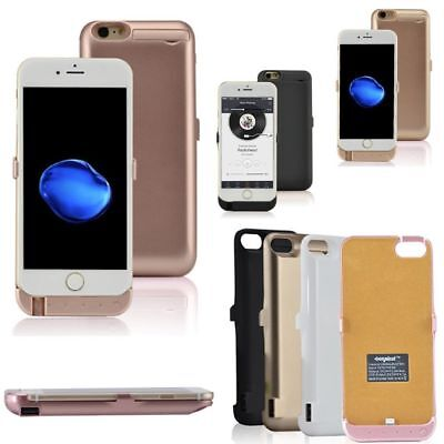 10000mAh External Battery Power Bank Charger Case Pack For iPhone X 8 7 6S Plus