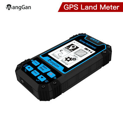 Wanggan High Defintion Gps Land Survey Meter Area Distance Statistics Outdoor