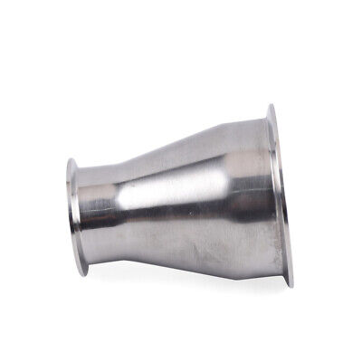 Us Sanitary Concentric Reducer Tri Clamp Clover Stainless Steel 304 2.5 X 4