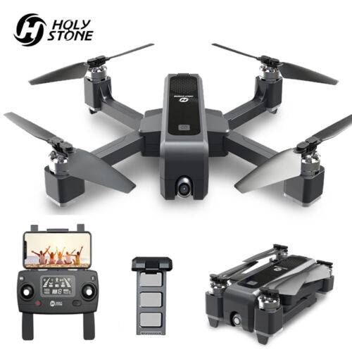 Holy Stone HS550 Brushless GPS RC Drone 2K Camera Wifi FPV Foldable Quadcopter