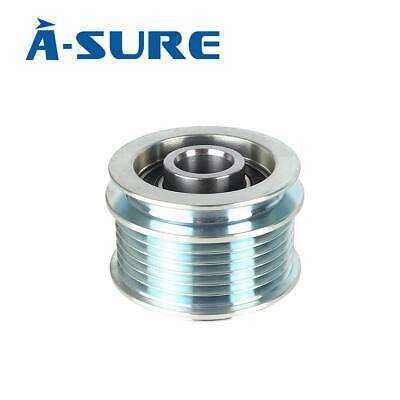 Overrunning Alternator Pulley Clutch for Audi A3 A4 A6 Ford VW Passat Seat Skoda