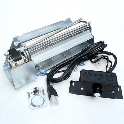 Gas Fireplace Blower Fan Kit Fbk 250 For Lennox Superior Rotom