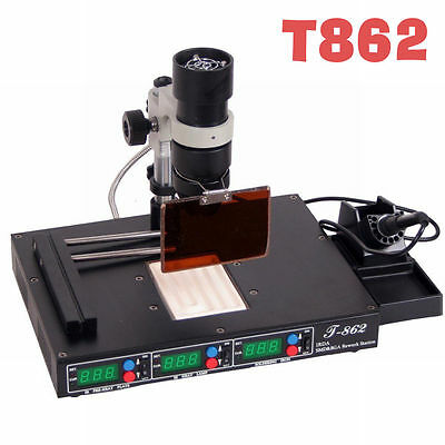 T862 T862 Bga Rework Station Infrared Lamp Bulb Replacement From Us